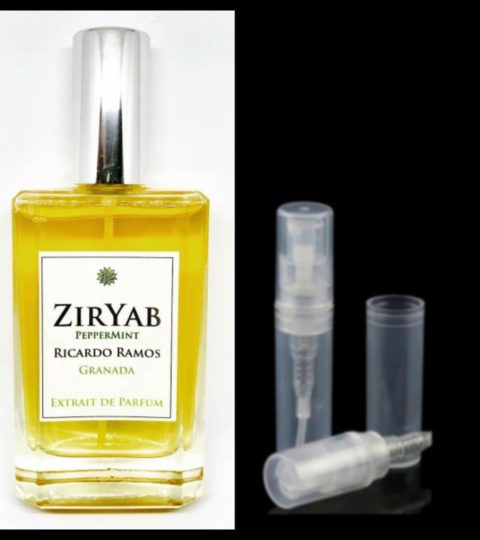 Ziryab Peppermint 2 ml